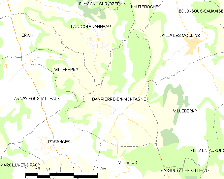 Súbor:Map commune FR insee code 21224.png