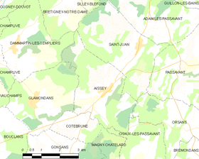 Map commune FR insee code 25009.png