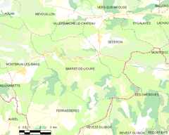 Map commune FR insee code 26026.png