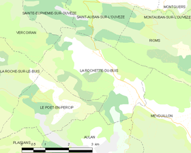Map commune FR insee code 26279.png