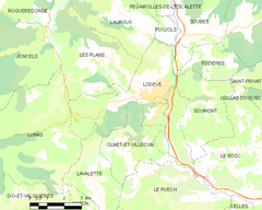 Map commune FR insee code 34142.png