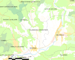 Map commune FR insee code 34335.png