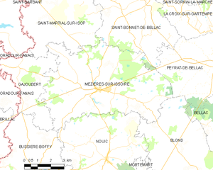 Map commune FR insee code 87097.png