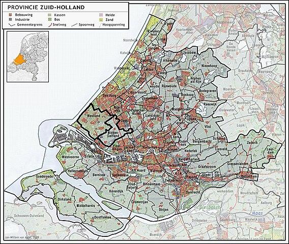 File:Map gemeente Westland en Midden-Delfland.jpg - Wikimedia Commons