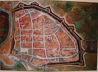 Map of Roermond