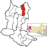 Map of Wanasari District, Brebes Regency.png
