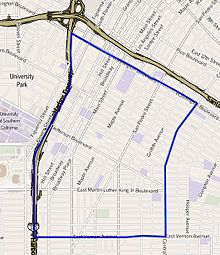 Historic South Central Los Angeles   Wikipedia