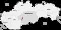 Map slovakia banska bela.png