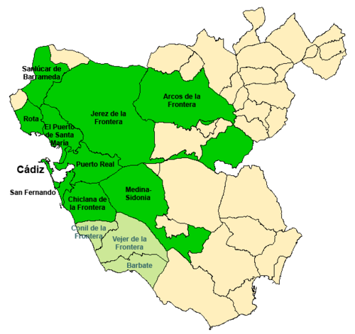 Consorcio de Transportes de la Baha de Cdiz  Wikiwand