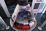 Maqueta nave Orión de la NASA, museo de Madrid Deep Space Communications Complex.jpg