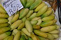 Maracuja Bananas In Madeira marketplace - Apr 2013.jpg