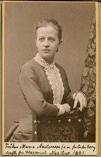 Maria Andersson, porträtt - SMV - H1 056.tif