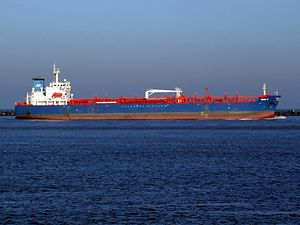 Maria M IMO 9301885 p3 approaching Port of Rotterdam, Holland 15-Dec-2007.jpg