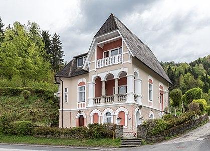 Villa Fichteneck in Maria Wörth, Carinthia, Austria