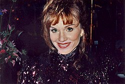 Marilu Henner vid Emmy Awards 1991.