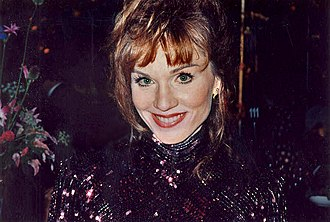 Marilu Henner - Henner at the 1991 Emmy Awards