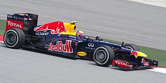 2012 Formula One World Championship - The Red Bull RB8 is the car entered by defending World Constructors' Champion Red Bull, and which won the World Constructors' Championship in 2012.