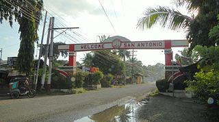 San Antonio, Nueva Ecija Municipality in Central Luzon, Philippines