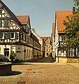 Marktplatz Kirchheim Teck mit Blick auf das Kornhaus - panoramio.jpg