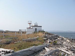 Marrowstone, Washington - Marrowstone Point Light