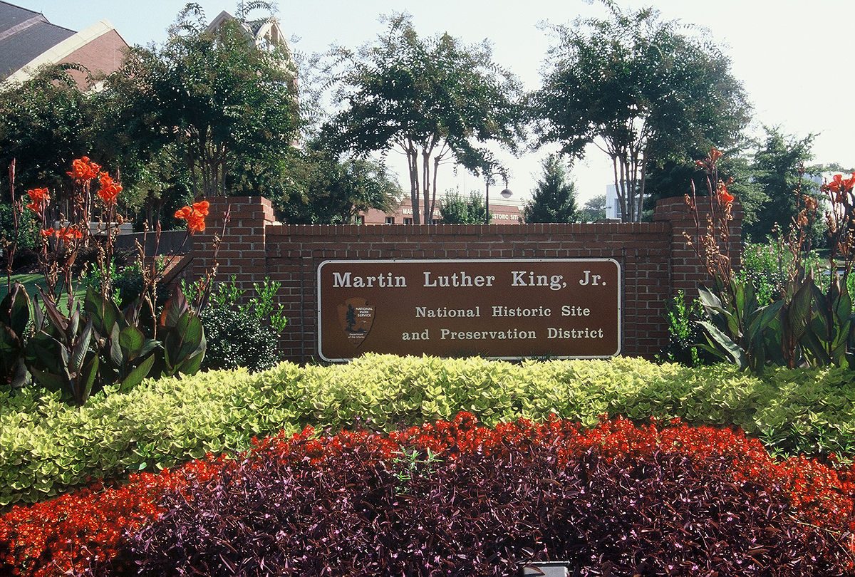 Martin Luther King Jr National Historical Park Wikipedia