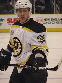 Martin St. Pierre (ice hockey) Canadian-Kazakhstani ice hockey player