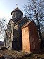 Mashtots Hayrapetats church, Garni 53.jpg