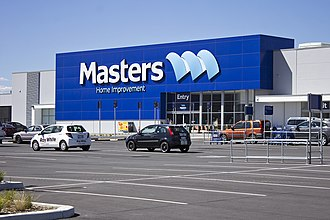 Masters Home Improvement - A Masters Home Improvement store in Canberra, Australian Capital Territory