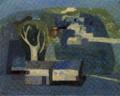 MatsumotoShunsuke Suburban Landscape 1940.png