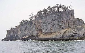 Matsushima - One of the islands of Matsushima