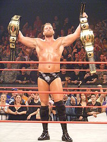 Matt Morgan (wrestler) - Wikipedia, the free encyclopedia
