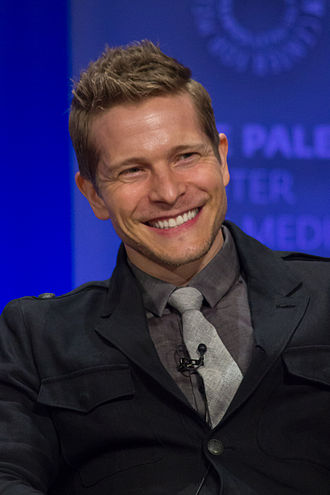 Matt Czuchry - Czuchry at the PaleyFest 2015 panel for The Good Wife