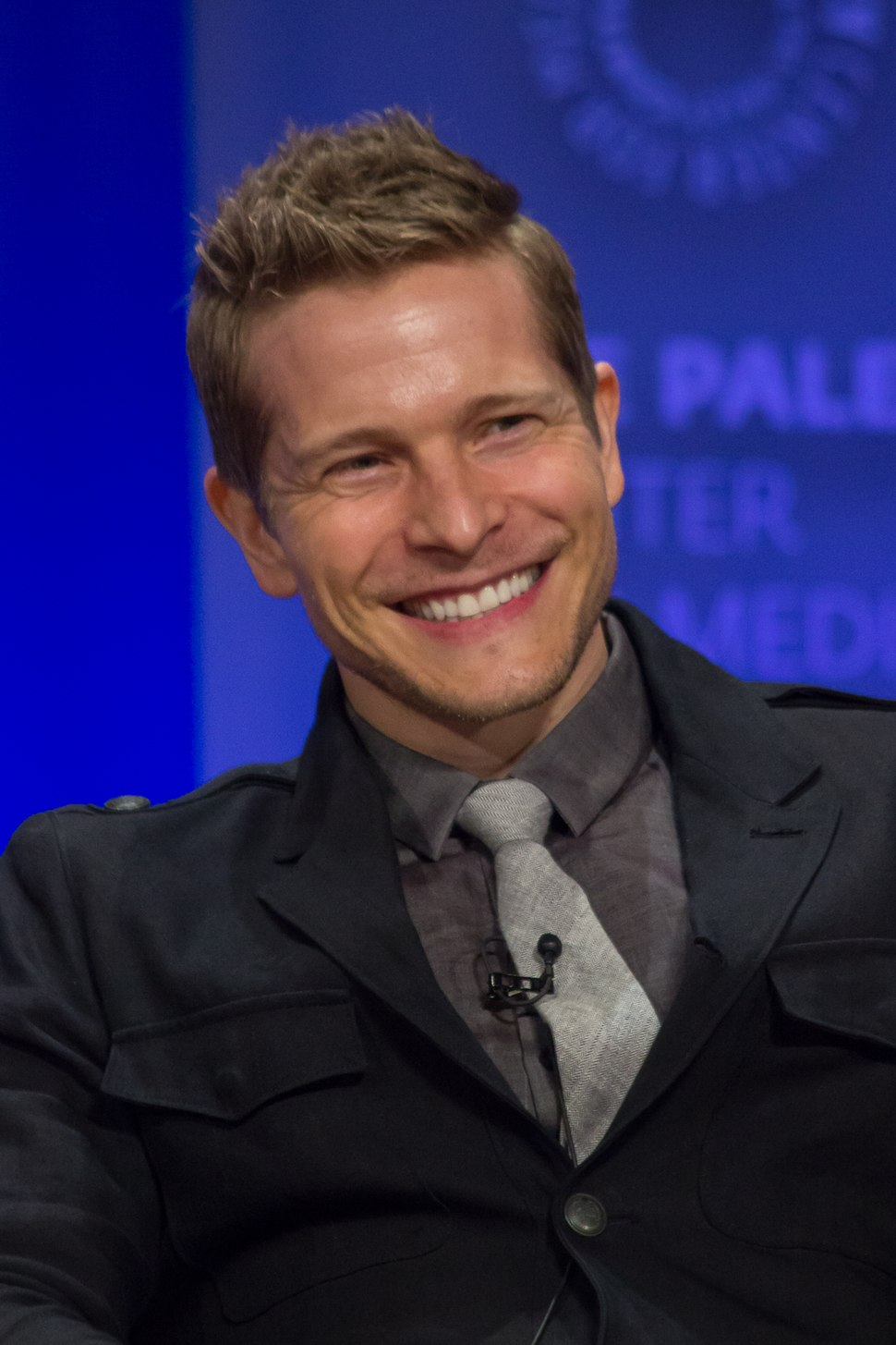 Matt Czuchry at 2015 PaleyFest