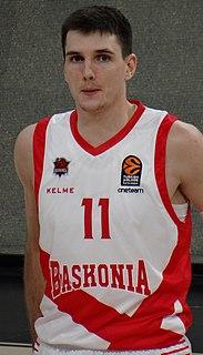 Matt Janning American-Georgian basketball player