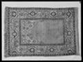 Matta, s.k. bönematta vävd och knuten - Skoklosters slott - 77321.tif