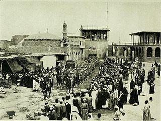 Fall of Baghdad (1917)
