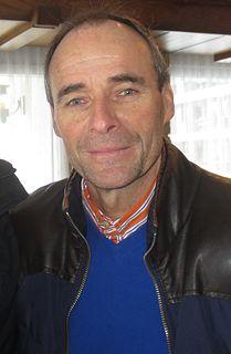 Max Julen Swiss alpine skier