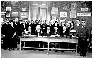 Basarabia (newspaper) - In May 1931 the founders and employees of Basarabia celebrated 25 years since the launch