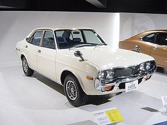 Mazda Luce - Luce AP custom sedan