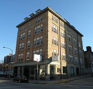 McKeesport, Pennsylvania - McKeesport City Hall, built circa 1890