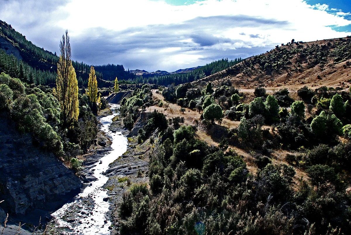 New Zealand Wikipedia: Medway River (New Zealand)