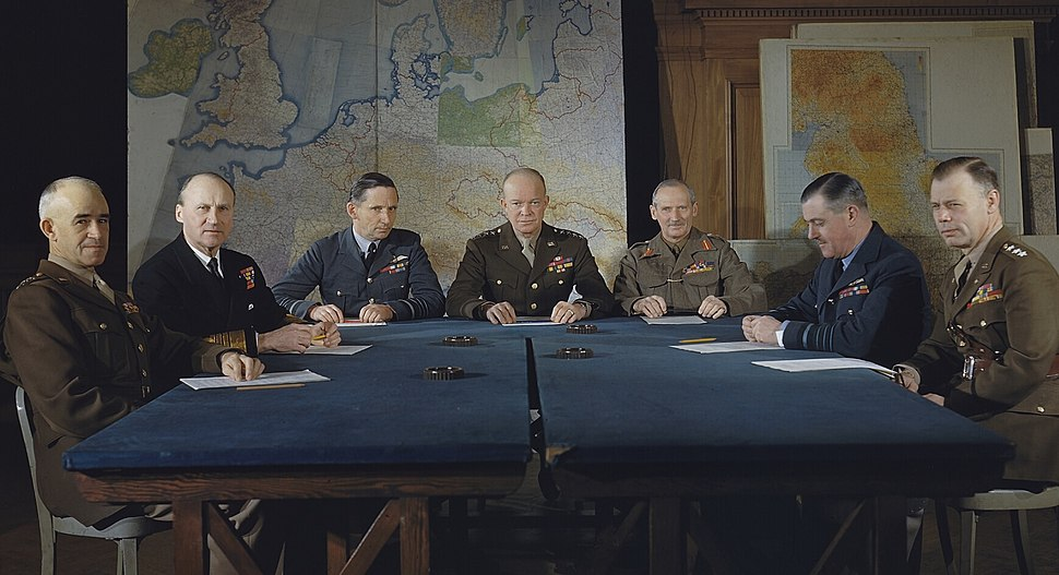 Meeting of the Supreme Command