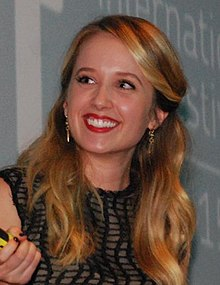 Megan Park - The F Word Premiere Sept 2013 (cropped).jpg