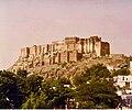 Mehrangarh Fort in Jodhpur.jpg