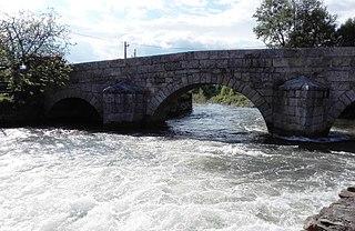 Ponte da Ribeira de Meimoa