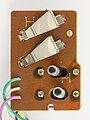 Meister-Anker Electronic Digital Uhr - right side printed circuit board-2192.jpg