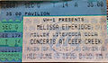 Melissa Etheridge concert ticket - 1995 - Stierch.jpg