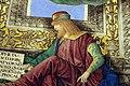 Melozzo da forlì, angeli coi simboli della passione e profeti, 1477 ca., profeta amos 02.jpg