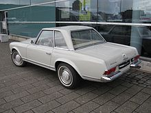 mercedes-benz w113 - wikipedia