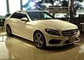 Mercedes-Benz C180 Laureus Edition (W205) front.jpg